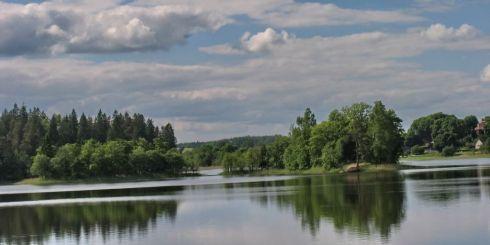 Beržoro ežero sala